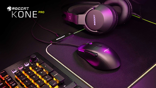 Esports provider LetsPlay.Live welcomes PC gaming brand ROCCAT as exclusive sponsor