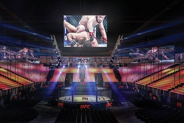 UFC's 'fight island' concept to be staged in Abu Dhabi