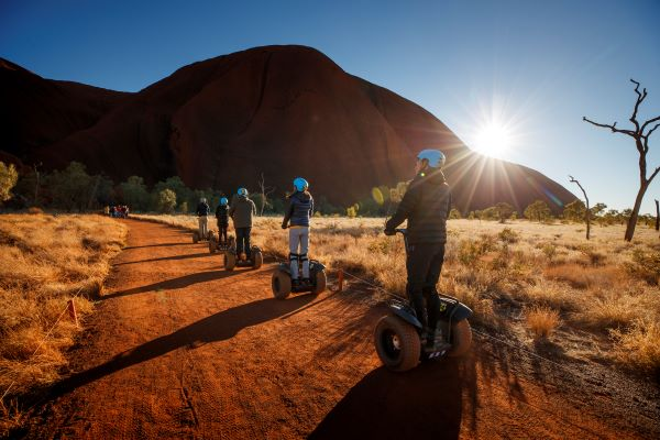 Parks Australia launches new destination branding for Uluru-Kata Tjuta National Park