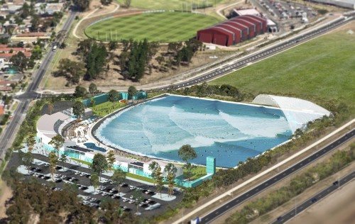 URBNSURF announces investment backing for Australia's first surf park