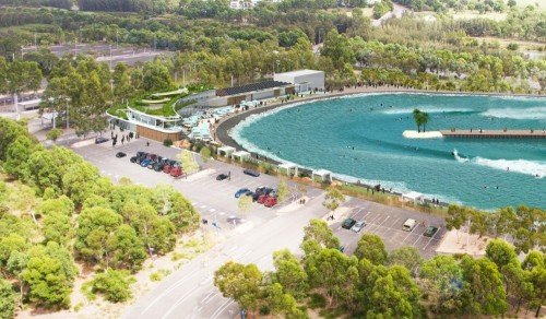 Second URBNSURF attraction to be developed at Sydney Olympic Park