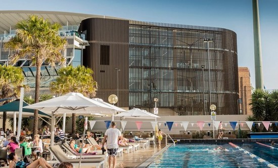 UTS takes on naming rights at soon to relocate Allianz Stadium health club