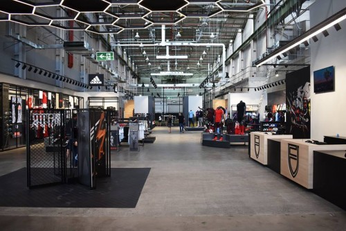New sports retail experience opens in Sydney