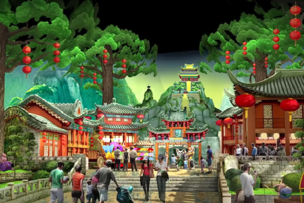 Universal Beijing releases details of rides, attractions and experiences