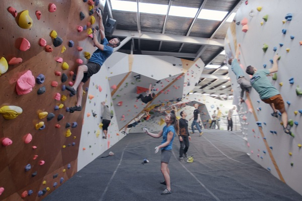 New Zealand's largest bouldering facility opens in Christchurch