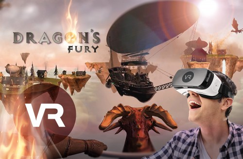 Funfields launches Virtual Reality Pirate Ship experience