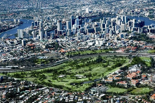 Brisbane's Victoria Park Golf Course to be transformed into new inner city park