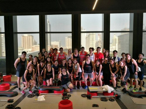Virgin Active's new Bangkok club taps into high-end fitness market