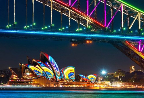 Vivid Sydney injects $110 million into the NSW economy