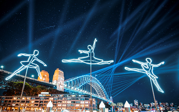 Vivid Sydney 2022 invites creative sector to submit an Expressions of Interest