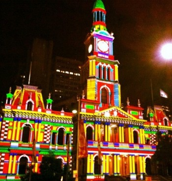 Australian landmarks to light up for International Day of People with Disability