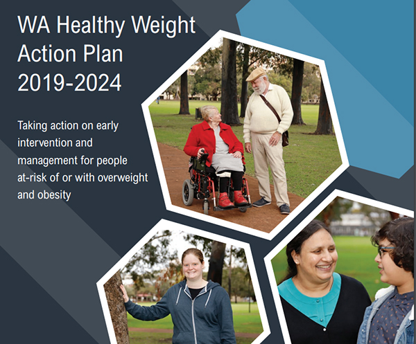 Western Australia aims to become Australia's healthy weight state