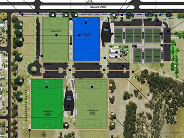 $5.3 million funding announced for upgrade of Bairnsdale's WORLD Sporting Precinct