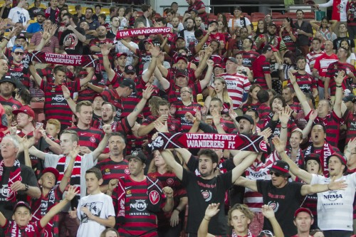 Western Sydney Wanderers to make three season move to Sydney Olympic Park