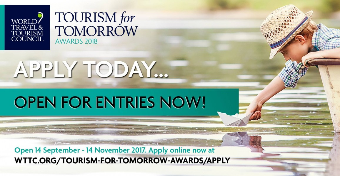 Tourism for Tomorrow Awards 2018 to showcase sustainable practices