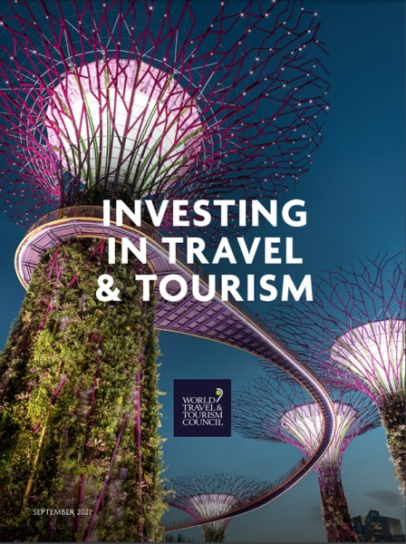 New WTTC report provides vital investment recommendations for tourism sector post-COVID pandemic