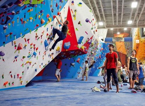 World S Biggest Rock Climbing Wall Manufacturer Gains A