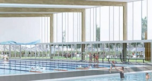 Countdown to June opening for new Wanaka aquatic centre