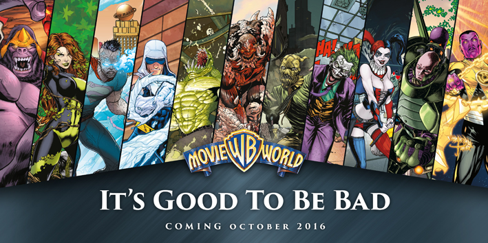Warner Bros. Movie World announces new DC Comics attraction