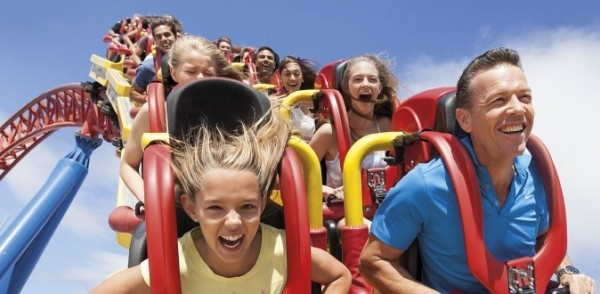 Village Roadshow theme parks experience summer trading decline