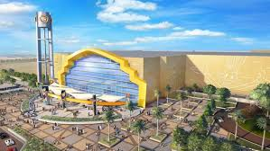 New Warner Bros theme park to open in Abu Dhabi in 2018