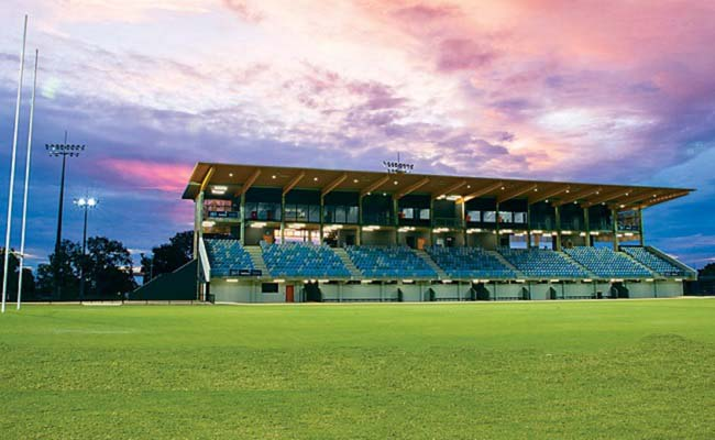 New Darwin rugby league stadium gets official opening