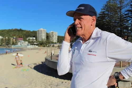 Gold Coast chief lifeguard Warren Young retires after 48 years of service