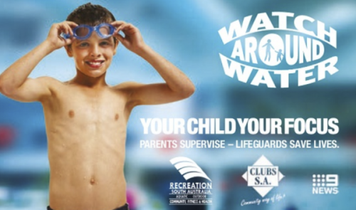Clubs SA renews major sponsorship of Watch Around Water in South Australia