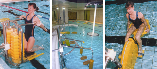 Waterplay Introduces Revolutionary Aquatic Fitness Equipment
