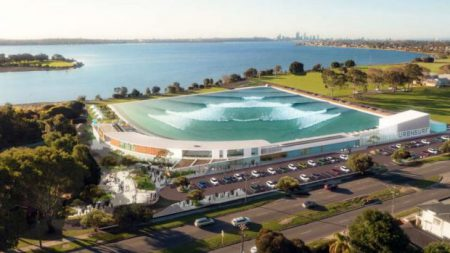 City of Melville approves lease for URBNSURF Perth wave park