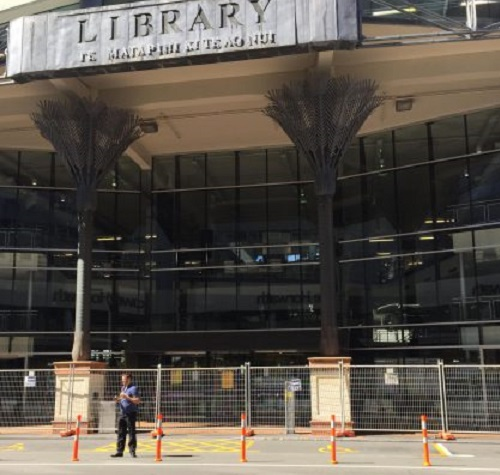 Earthquake structural fears leads to indefinite closure of Wellington's Central Library