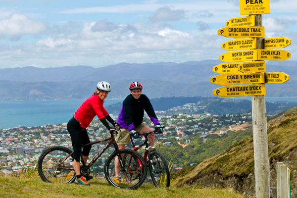 Wellington named New Zealand's fittest city