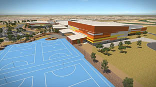 Work starts on $47.2 million Werribee Sports and Fitness Centre expansion