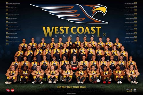 West Coast Eagles identified as Australia's most profitable sports club