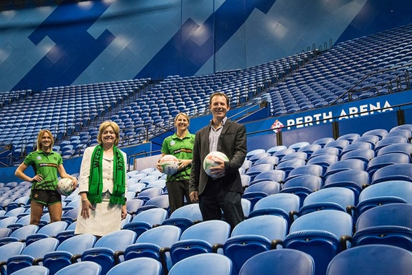 West Coast Fever to call City of Perth home