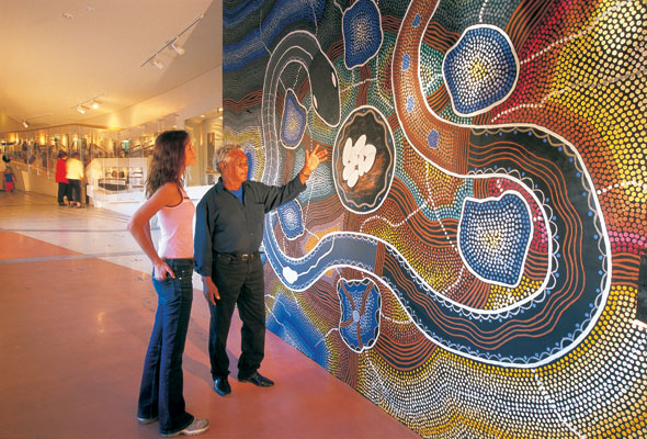 Consultation process commences for planned National Gallery for Aboriginal Art and Cultures in Adelaide