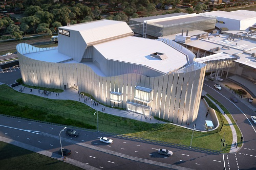 Western Sydney Performing Arts Centre invites Australia's arts and entertainment industry to its stage
