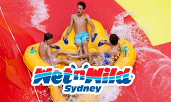 Wet'n'Wild Sydney announces 12th December opening