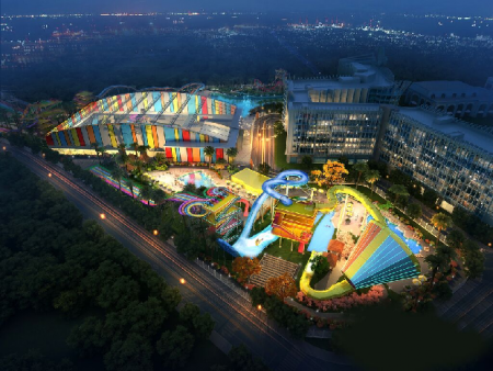 Wet'n'Wild's first Chinese waterpark to open before the end of 2016