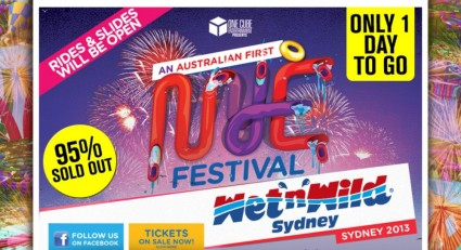 Security issues behind cancellation of Wet'n'Wild Sydney's New Year's Eve event