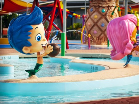 Wetpour rubber surface boosts safety at Wet'n'Wild Sydney