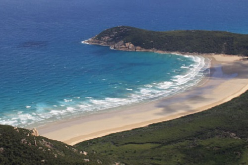 Parks Victoria combats anti-social activities at Wilsons Promontory National Park