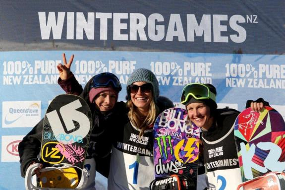 Major Events Fund invests in Winter Games New Zealand