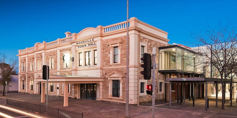 Historic Woodville Town Hall reborn as an inclusive live entertainment venue