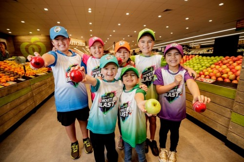 Woolworths to partner Cricket Australia from grassroots to elite level