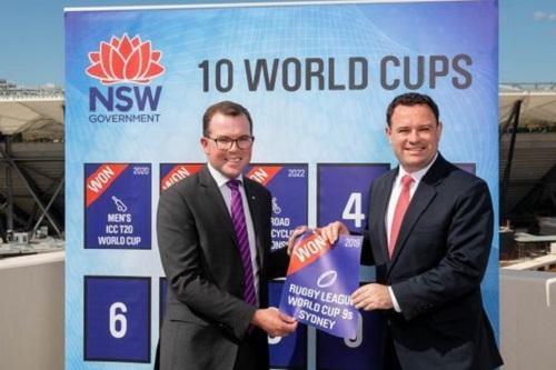 Western Sydney Stadium to host new World Cup 9s rugby league tournament