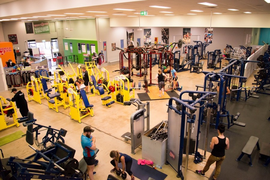 Payment solutions boost performance at World Gym Australia