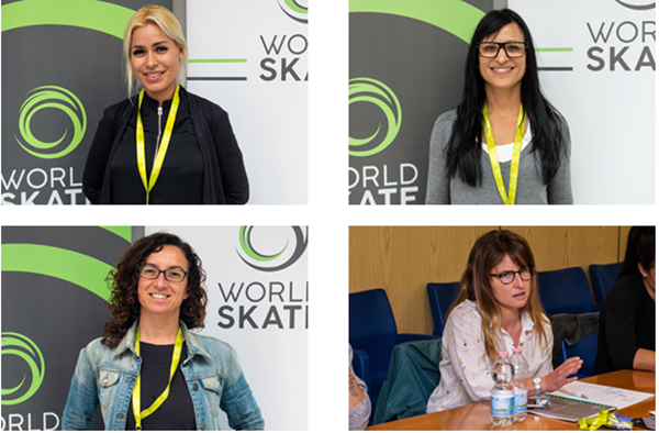 World Skate announces Gender Equality Commission appointments