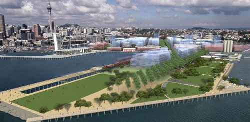 New Waterfront Attractions for Auckland's Wynyard Quarter