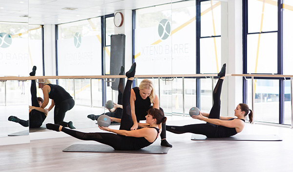New research shows Barre classes to be world's most-searched fitness class trend